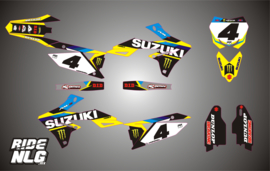 SUZUKI Mx graphics / stickersets
