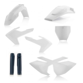 FULL PLASTIC KITS HUSQVARNA TC/FC 16-18 (NO TC 250 16) - STANDARD 17