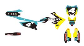 Suzuki Rmz-*z 450 2018-19 complete set 04