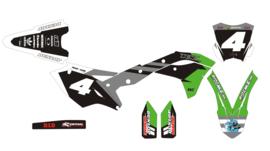 KXF 250 2017-2019 complete set 09