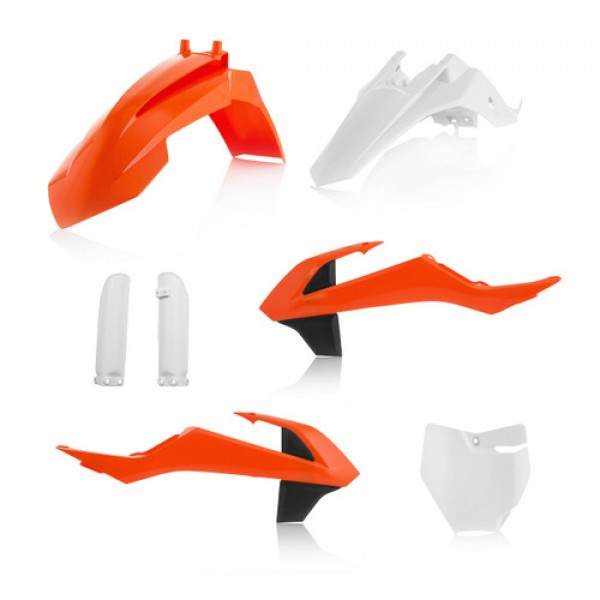 PLASTIC FULL KITS KTM SX 65 16/19 - STANDARD 16