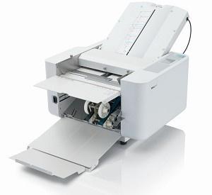 Vouwmachine IDEAL 8345
