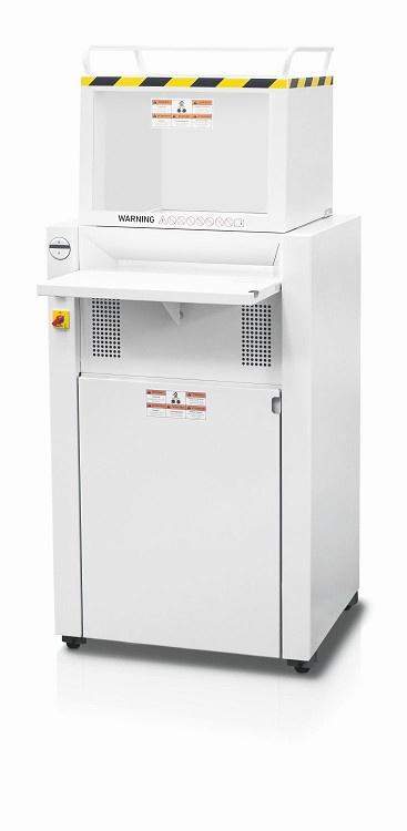 Papiervernietiger IDEAL 4606 CC 6x50mm Auto-oil / P3