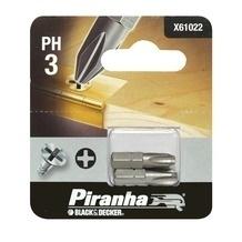 Black&Decker Piranha Bitjes X 61022