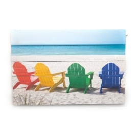 Strandschilderij
