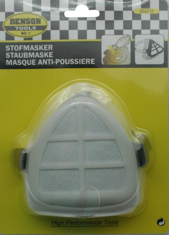Stofmasker Deluxe Mondkapje tegen Stof en Bacterieen 5 stuks