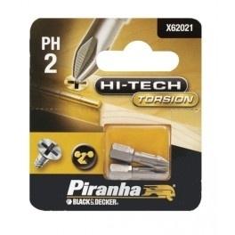 Black&Decker Piranha Bitjes X 62021