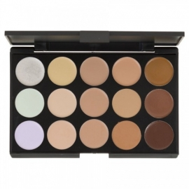 Blush Professional - 15 kleuren Concealer Palette