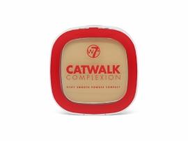 W7 - Catwalk Compact Powder - Beige