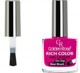 Golden Rose Rich Color Nail Lacquer (s)