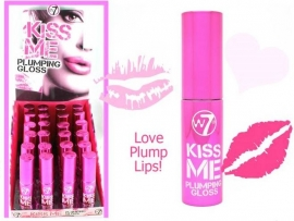 W7 - Kiss me plumping gloss