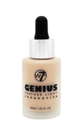 W7 - Genius Feather Light Foundation
