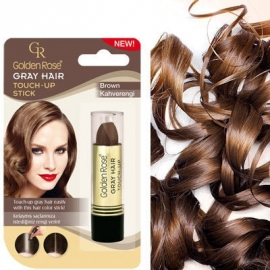 Golden Rose Grey Hair Touch Up Stick (bruin)