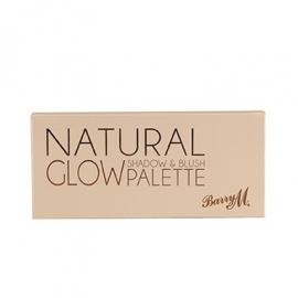 Barry M - Natural Glow Eyeshadow & Blush Palette