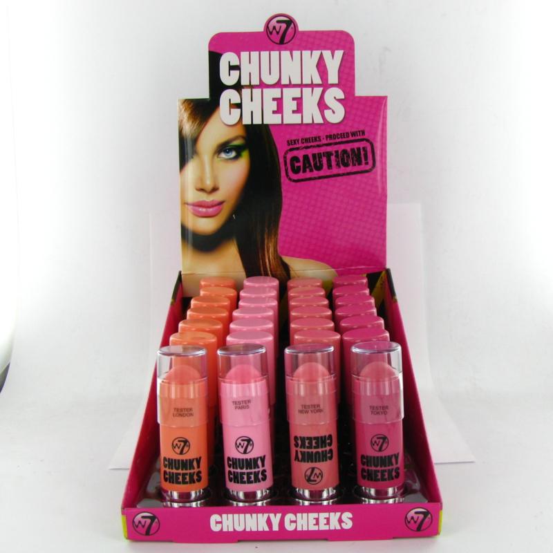W7 - Chunky Cheeks London