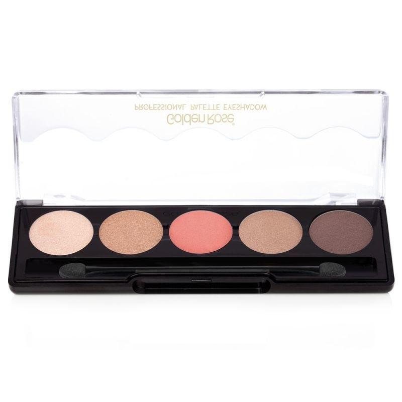 Golden Rose Prof. Palette Eyeshadow-106