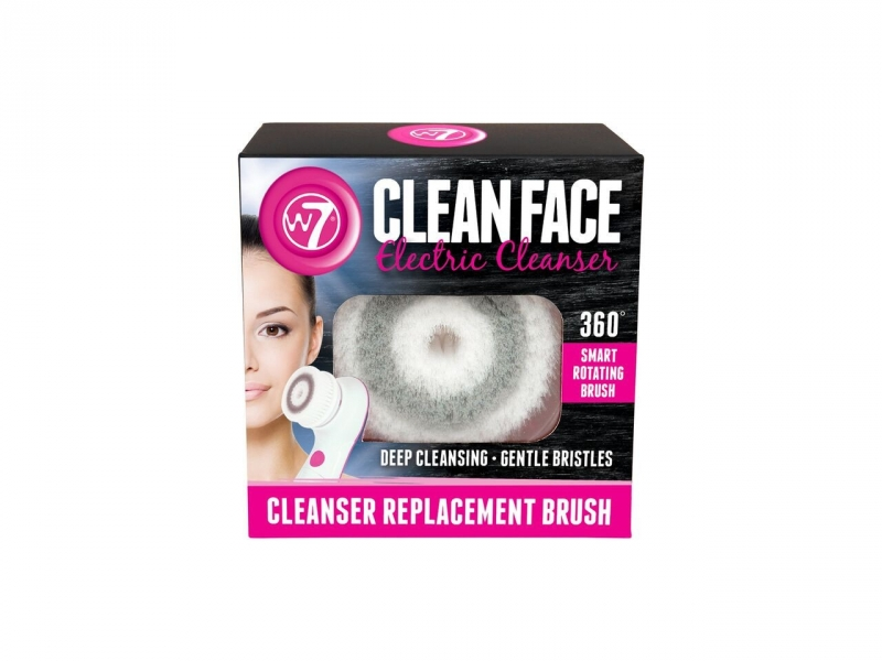 W7 - Electric Cleanser Replacement Brush