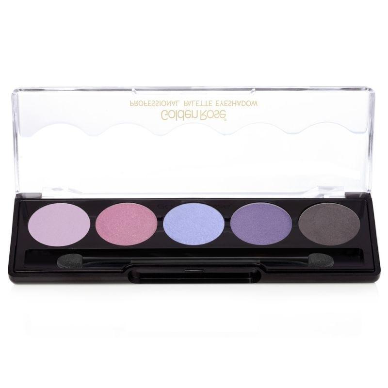 Golden Rose Prof. Palette Eyeshadow-105
