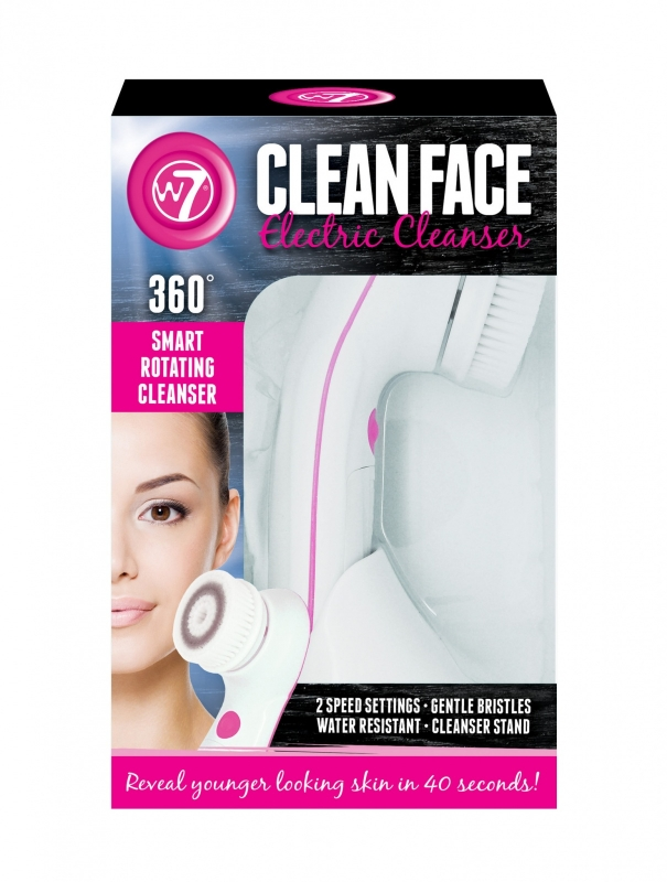 W7 - Clean Face (Electric Cleanser)