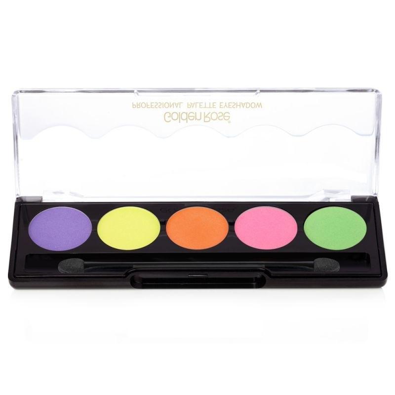 Golden Rose Prof. Palette Eyeshadow-107