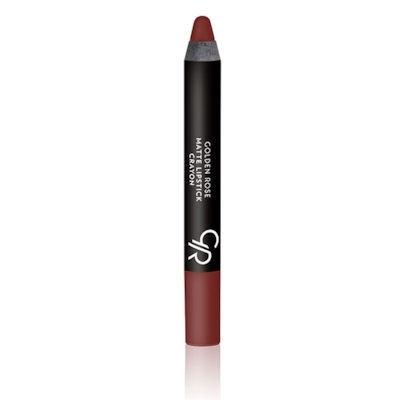 Golden Rose Matte Lipstick Crayon-01