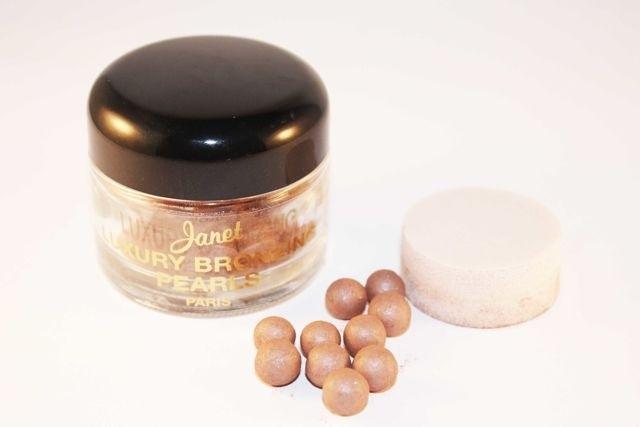 Janet - Luxury Bronzing Pearls