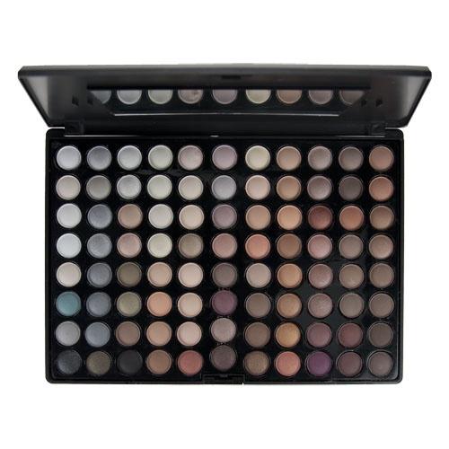 Blush Professional - 88 Colour Earth Tones Eyeshadow Palette