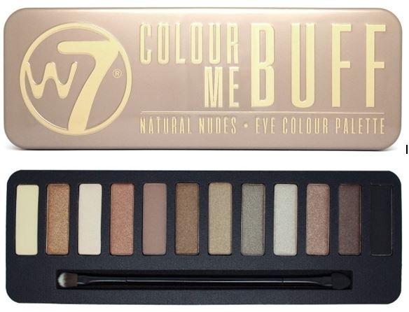 W7 - Colour Me Buff