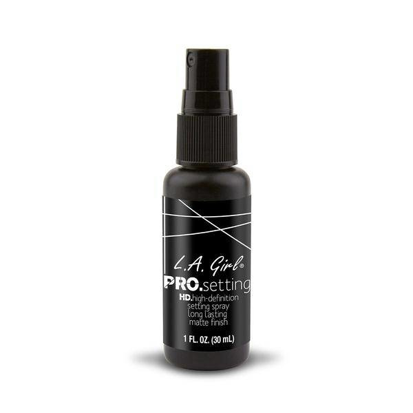 La Girl - PRO Setting spray  (mat)