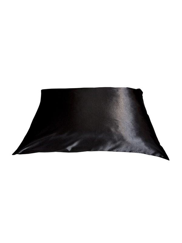 Beauty Pillow - zwart satjnen kussensloop