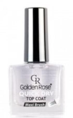 Golden Rose - Quick Dry Top Coat