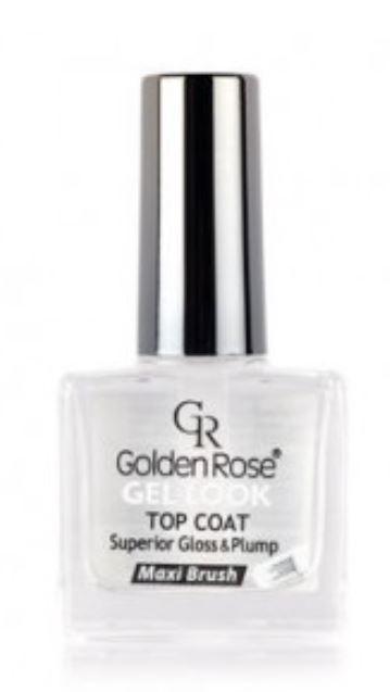 Golden Rose - Gel Look Top Coat