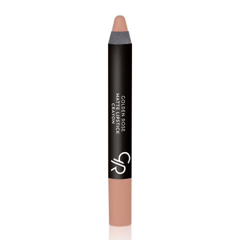 Golden Rose Matte Lipstick Crayon-15
