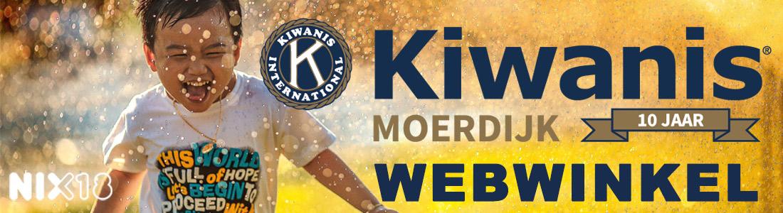 Kiwanis Moerdijk WebWinkel