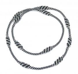 Long Twisted Necklace