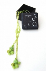 Tinkling Balls - lime groen