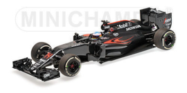 McLaren Honda MP4-31 F. Alonso Australian GP 2016 - Minichamps 1:43