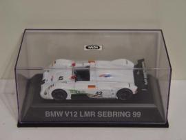 Bmw V12 LMR 99 Sebring Winner - Jadi 1:43