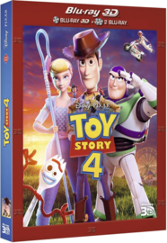 Toy Story 4 - Blu Ray 3D