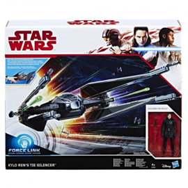 Star Wars The Last Jedi - Kylo Ren TIE Silencer