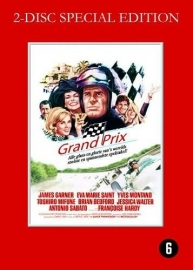 GRAND PRIX 2disc Special Edition - DVD