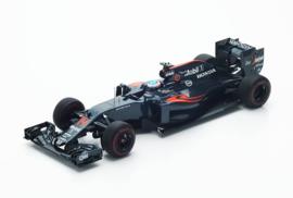 McLaren Honda MP 4-31 F. Alonso Monaco GP 2016 - Spark 1:18
