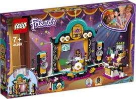 Lego 41368 - Andrea's Talentenjacht - Lego Friends