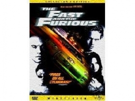 Fast and the Furious - DVD