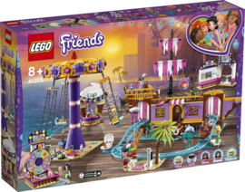 Lego 41375 - Heartlake City Pier met Kermisattracties - Lego Friends