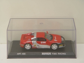 Ferrari F355 Racing #1 - Detail Cars 1:43