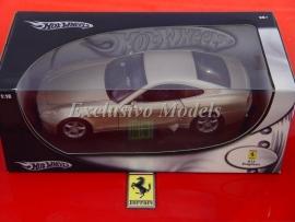 Ferrari 612 Scaglietti - Hotwheels 1:18