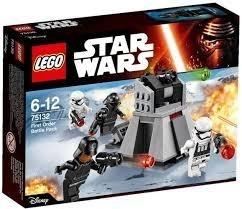Lego 75132 First Order Battlepack
