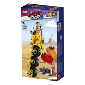 Lego 70823 - Emmets Driewieler