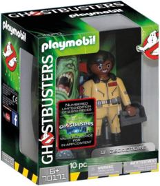 Playmobil 70171 - Winston Zeddemore Ghostbusters Collector's Edition